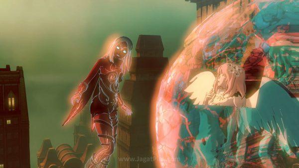 Berbeda dengan game action pada umumnya yang punya satu garis cerita saja, Gravity Rush 2 membaginya ke dalam beberapa ARC layaknya anime.