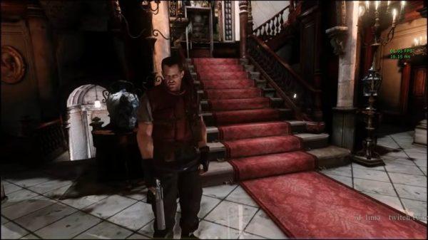 Modder bernama Rod Lima memperlihatkan seperti apa bentuk Resident Evil pertama jika diubah menjadi First-Person seperti halnya Resident Evil 7.
