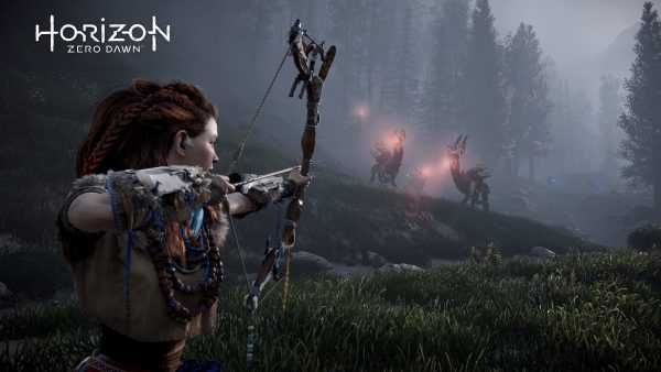 horizon zero dawn new