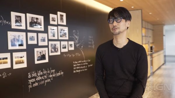 Kojima menyebut dirinya ingin terus berkarya di video game hingga ia mati.