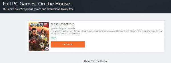 Anda bisa mengunduh Mass Effect 2 secara gratis sekarang!