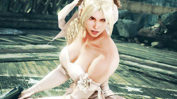 ESRB menyoroti beberapa konten sugestif yang ditawarkan oleh Tekken 7.