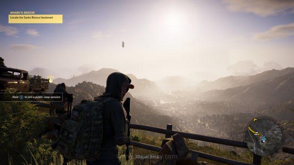 """Anda melihat gunung di kejauhan itu? Bagaimana jika kami sebut bahwa gunung di horizon itu, hanyalah area """"kecil"""" yang ditawarkan Ubisoft untuk closed-beta ini."""