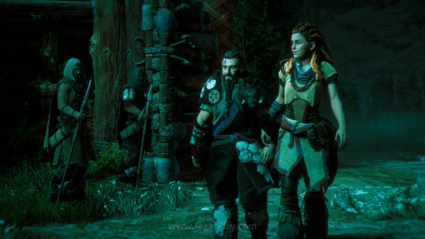 """Ia berusaha diterima kembali di sukunya, Nora, lewat sebuah event pembuktian diri bernama """"The Proving""""."""
