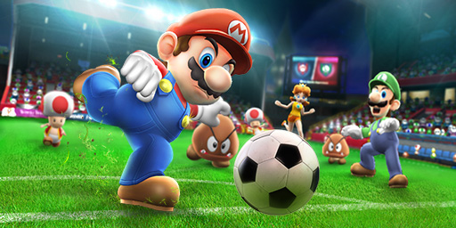 mario sport superstars