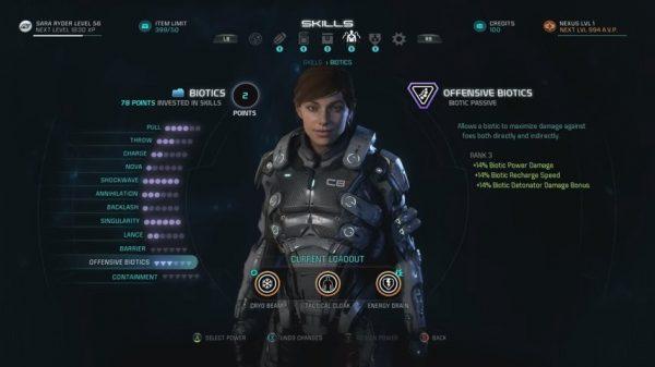 Lewat sebuah sesi video gameplay baru, Mass Effect Andromeda memperlihatkan sistem pertempuran yang ada.