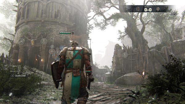 Medan pertempuran juga terasa dramatis.
