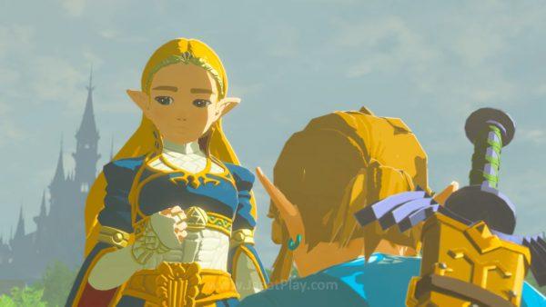 Dan tentu saja menyelamatkan Zelda yang sudah berusaha menahan tumbuhnya entitas tersebut selama 1 abad terakhir.