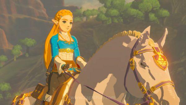 VA Inggris untuk Zelda terdengar seperti waria.