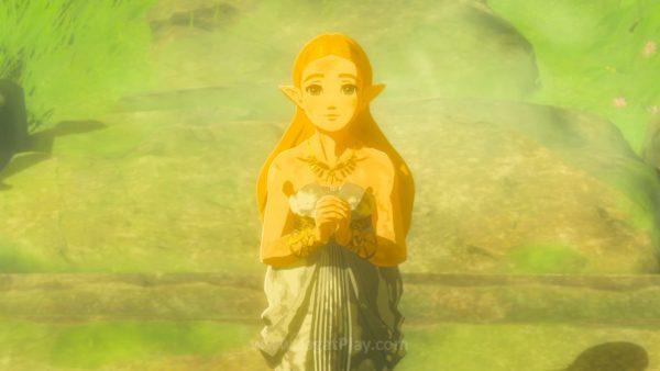 Anda bisa merasakan kekuatan dan kerapuhan sosok seorang Zelda di saat yang sama. Fantastis!