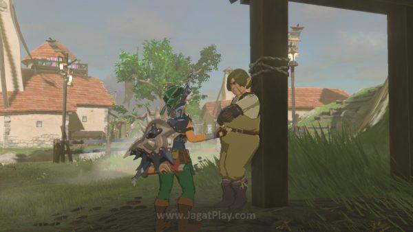 Legend of zelda breath of the wild jagatplay part 1 (178)