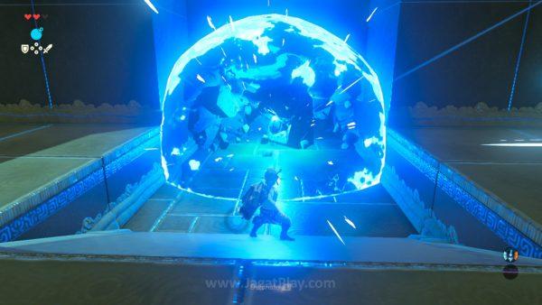 Link juga diperkuat dengan skill berbasis cooldown bernama Runes, dari sekedar bomb hingga kemampuan untuk menghentikan waktu sebuah objek.