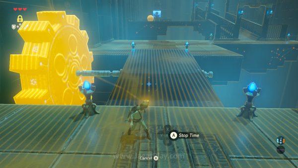 Shrine yang masing-masing darinya hadir dengan puzzle dan tantangan unik ini juga bisa berubah jadi titik Fast Travel begitu diselesaikan.