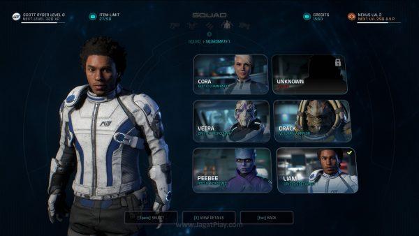Mass Effect Andromeda jagatplay part 1 (168)