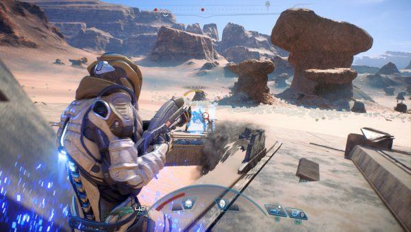 Mass Effect Andromeda jagatplay part 1 (227)