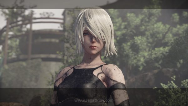 NieR Automata jagatplay part 2 (127)