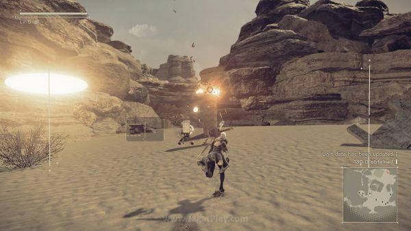 Anda bisa menggunakan pod untuk serangan range atau ragam skill yang lain.