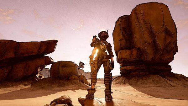 Dipastikan sekedar sebagai tech demo, Gearbox memperlihatkan seperti apa kira-kira tampilan Borderlands 3 dengan Unreal Engine 4.