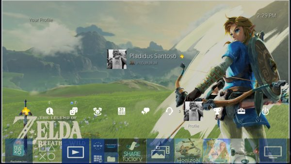 change theme jagatplay playstation 4 (1)