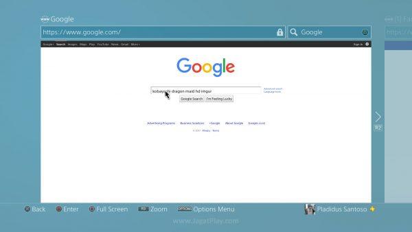 Masuk ke google.