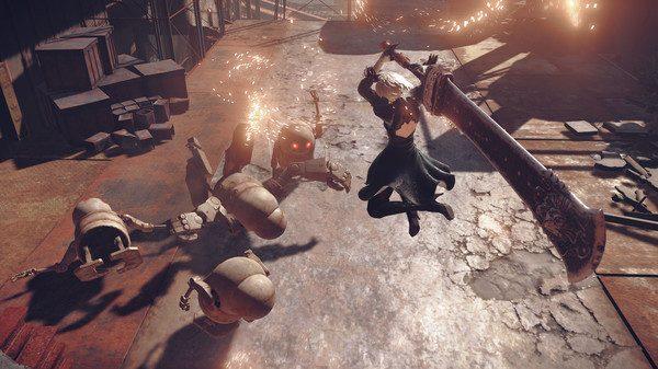 Square Enix mulai membuka lowongan pekerjaan untuk proyek NieR selanjutnya yang masih misterius.
