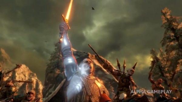 Lewat gameplay perdana, Shadow of War memperlihatkan sistem Follower dan skala perang yang lebih epik dan masif.