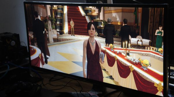 Beyond Two Souls in 21:9