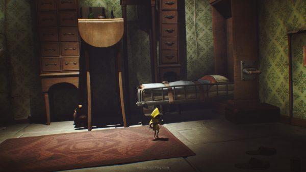 Berbasiskan Unreal Engine 4, visual Little Nightmares terlihat fantastis.