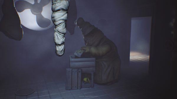 Di tengah ancaman makhluk The Maw menyeramkan, yang bisa Anda lakukan hanyalah bersembunyi hingga mereka menjauh.