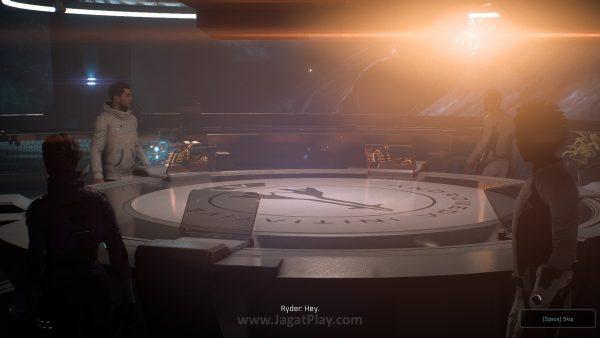 """Lantas, mampukah Ryder membuat Andromeda menjadi """"rumah"""" yang lebih nyaman?"""