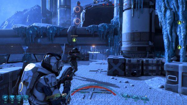 Lewat APEX Missions, ME: Andromeda menawarkan mode multiplayer kooperatif ala ME3.