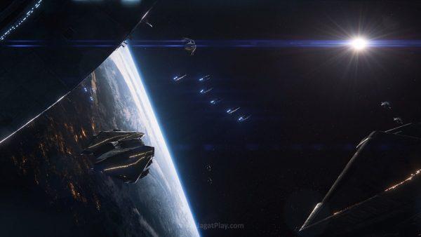 """Berperan sebagai cerita """"sampingan"""" dari trilogi ME pertama, beragam ras Bima Sakti kini berusaha mencari rumah baru di Andromeda."""