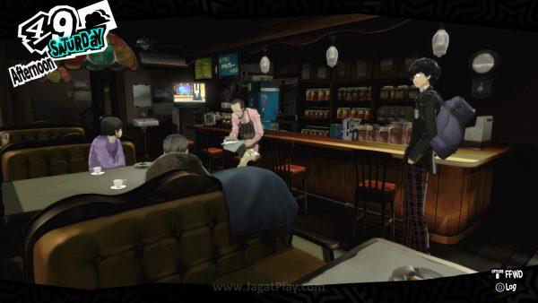 """Kini tinggal di sebuah kafe kecil, Sojiro Sakura menjadi """"wali"""" Anda yang baru."""