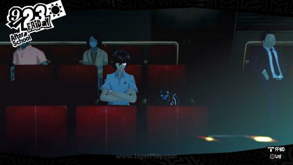Atau sekedar ke bioskop terdekat untuk nonton..