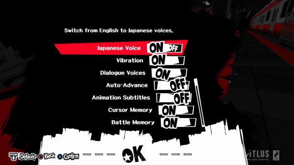 Dual-audio, Anda bisa mengunduh VA Jepang via sebuah DLC gratis berukuran sekitar 2,9 GB.