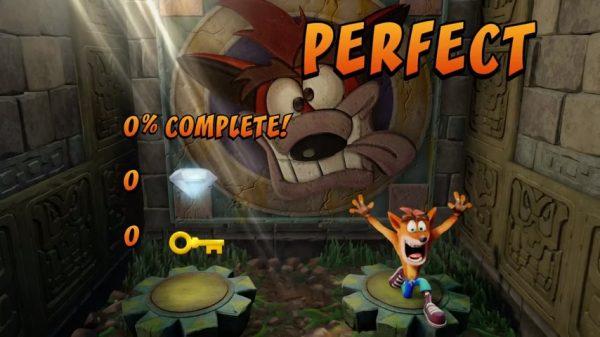 """Gameplay terbaru """"Upstream"""" Crash Bandicoot Remake memperlihatkan peningkatan visual yang ditawarkan."""