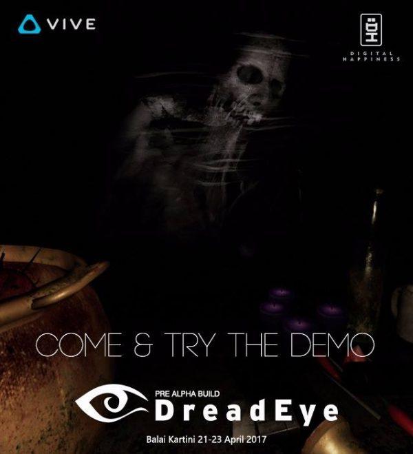 Game horror populer Indonesia - Dreadout siap tuju VR!