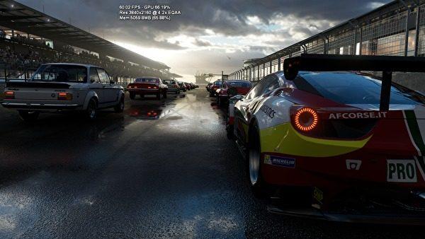 Tech demo engine Forza dari Microsoft memastikan bahwa Project Scorpio mampu menangani game racing ini di resolusi natif 4K dengan hanya workload GPU sekitar 60-70%, menyisakan ruang ekstra untuk dioptimalkan.