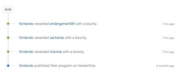 Bekerjasama dengan HackerOne, Nintendo siap membagikan uang kepada hacker yang mampu menemukan dan melaporkan celah keamanan di Switch.