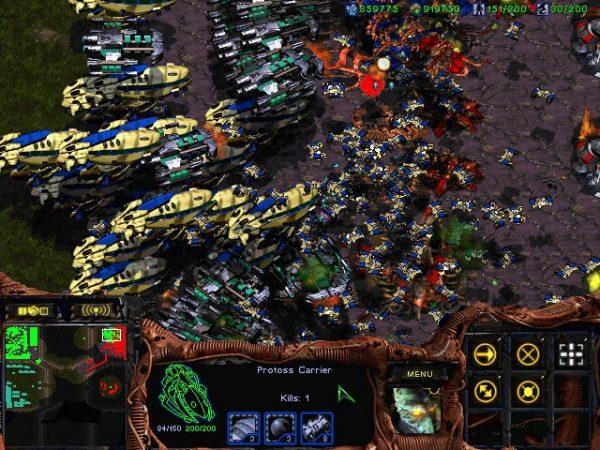 Mendapatkan patch baru setelah 8 tahun, Blizzard juga merilis gratis Starcraft original dan expansionnya - Brood War dengan dukungan mode online.