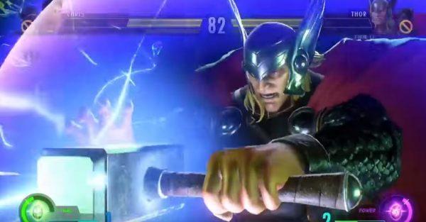 Sebuah video gameplay MvC: Infinite berdurasi 4 menit bocor ke dunia maya.