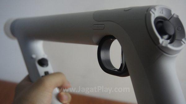 Sony sendiri berjanji untuk memastikan Aim Controller bisa dimanfaatkan untuk rilis game FPS PSVR lain di masa depan, termasuk Arizona Sunshine.