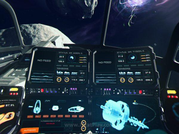 """Anda akan berperan sebagai """"The Wanderer"""" yang berencana menjemput beberapa peneliti dari stasiun luar angkasa - The Pilgrim."""