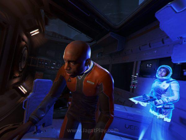 """Adalah Dr. Moon dan Dr. Tyson yang menjadi """"target"""" awal Anda."""