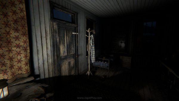 """Haruskah game horror """"memaksakan"""" bahwa karakter utama mereka tak bersenjata?"""