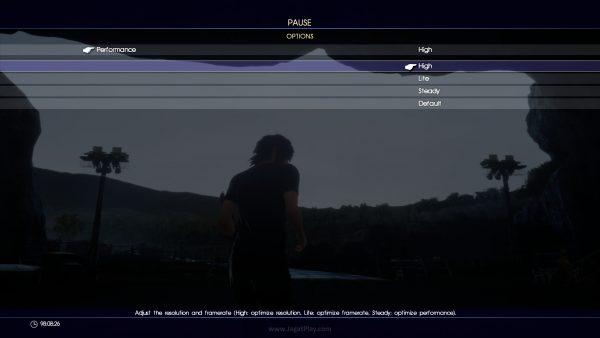 Game dengan patch biasanya akan menyertakan optimalisasi yang lebih baik di PRO. Tak sekedar resolusi, patch ini biasanya menawarkan opsi terpisah untuk prioritas pengalihan performa. Framerate lebih baik? Fitur visual lebih ciamik di resolusi Full HD?