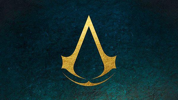 Ubisoft juga memastikan eksistensi seri AC terbaru lewat logo di atas.