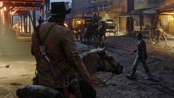 EA secara terbuka menyebut bahwa penundaan rilis RDR2 dari akhir tahun 2017 ke musim semi 2018 membuka kesempatan lebih besar bagi banyak publisher.