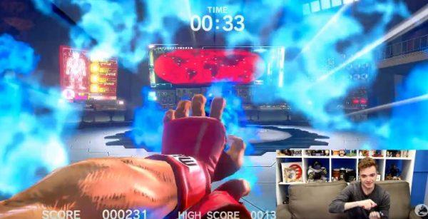 Situs gaming Eropa - Eurogamer memperlihatkan mode First Person di Street Fighter II Switch yang terasa hambar.