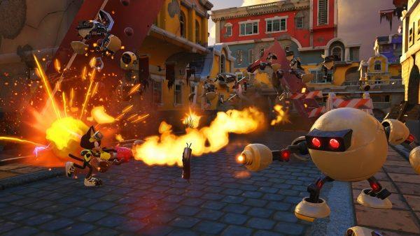 Sonic Forces kenalkan karakter ketiga yang dipastikan merupakan karakter kustom yang bisa Anda ciptakan sendiri.